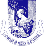 Logo of Plataforma e-learning e b-learning da Academia de Música de Santa Cecília